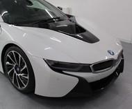 BMW i8 White