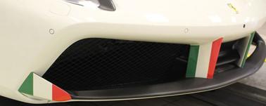 Ferrari 488 Carbon and Italian