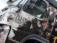 Peaky Blinders Truck