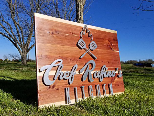 chef rufino's kitchen