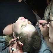 #gloss #cincinnatilashes #eyelashextensi