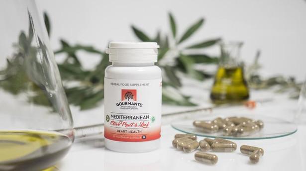 高曼蒂地中海橄欖草本食品補充膠囊