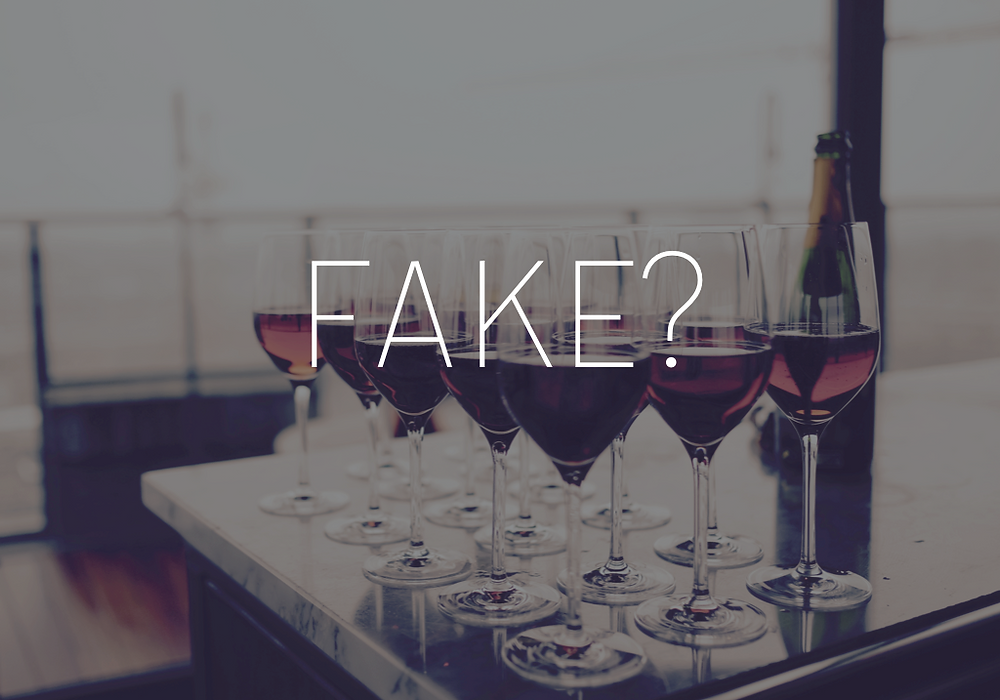 There are now a growing number of anti-fraud technologies being used by top wineries and I ask Downey how reliable these new technologies are and which are the best.
