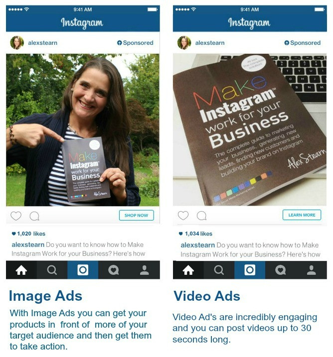 How to Advertise on Instagram using the Power Editor.