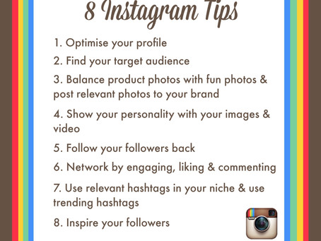 8 Power tips for Instagram