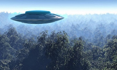 Why having your very own UFO could be the best lead generator ever.
