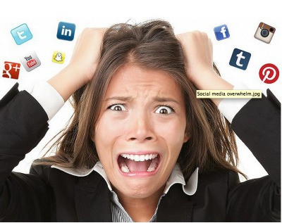 Are you socially overwhelmed?