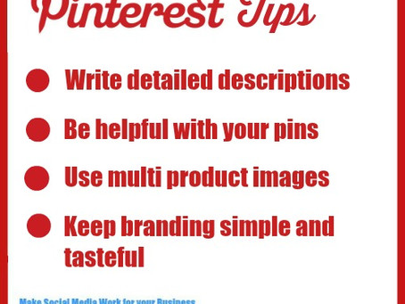 How to drive more traffic to your website with Pinterest