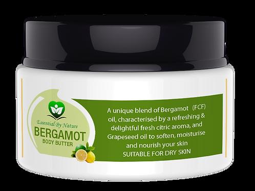 Bergamot Body Butter
