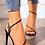 Thumbnail: Thin strap stiletto heels
