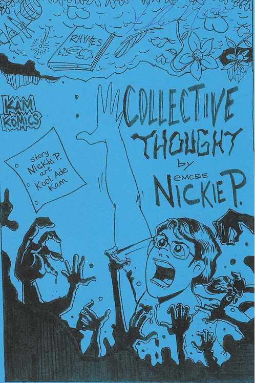 The Collective Thought Comic Book