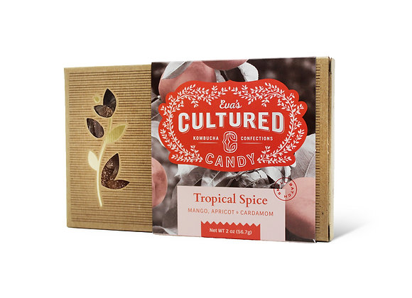 Tropical Spice Packaging