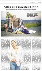 Artikel aus dem Hamburger Wochenblatt vom 15.03.2017