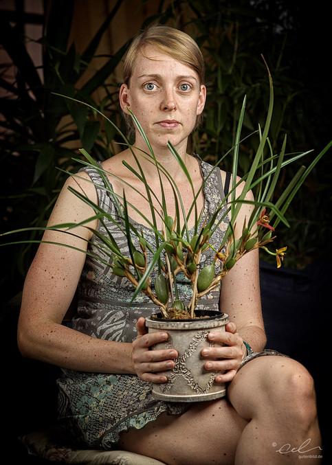 Jessica und ihre Maxillaria