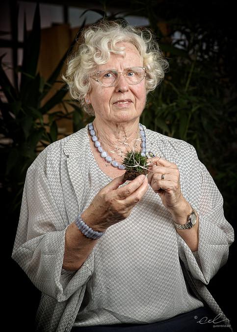 Elfriede und ihre Trisetella hoeijeri