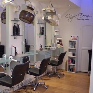 Inside Salon Jo and Bev Cutters Hair Kenilworth