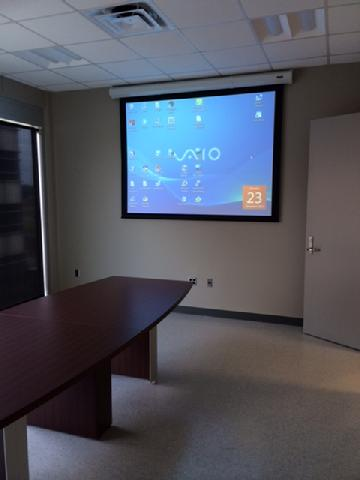 Small Conference Room Installation