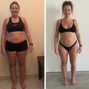 Charlotte -> 16 weeks progress