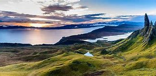 Virtual tour of Clyde Islands and Hebrides