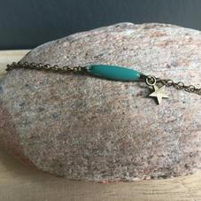 Sequin turquoise