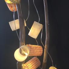 GU02. Guirlande lumineuse