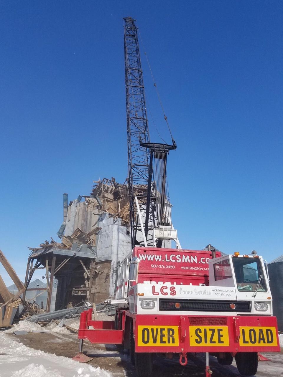 crane demo