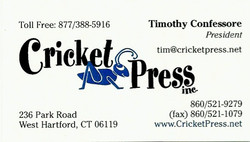 Cricket Press