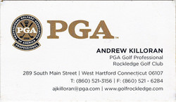 Andrew Killoran PGA Pro