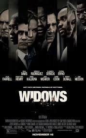 Widows starring Viola Davis