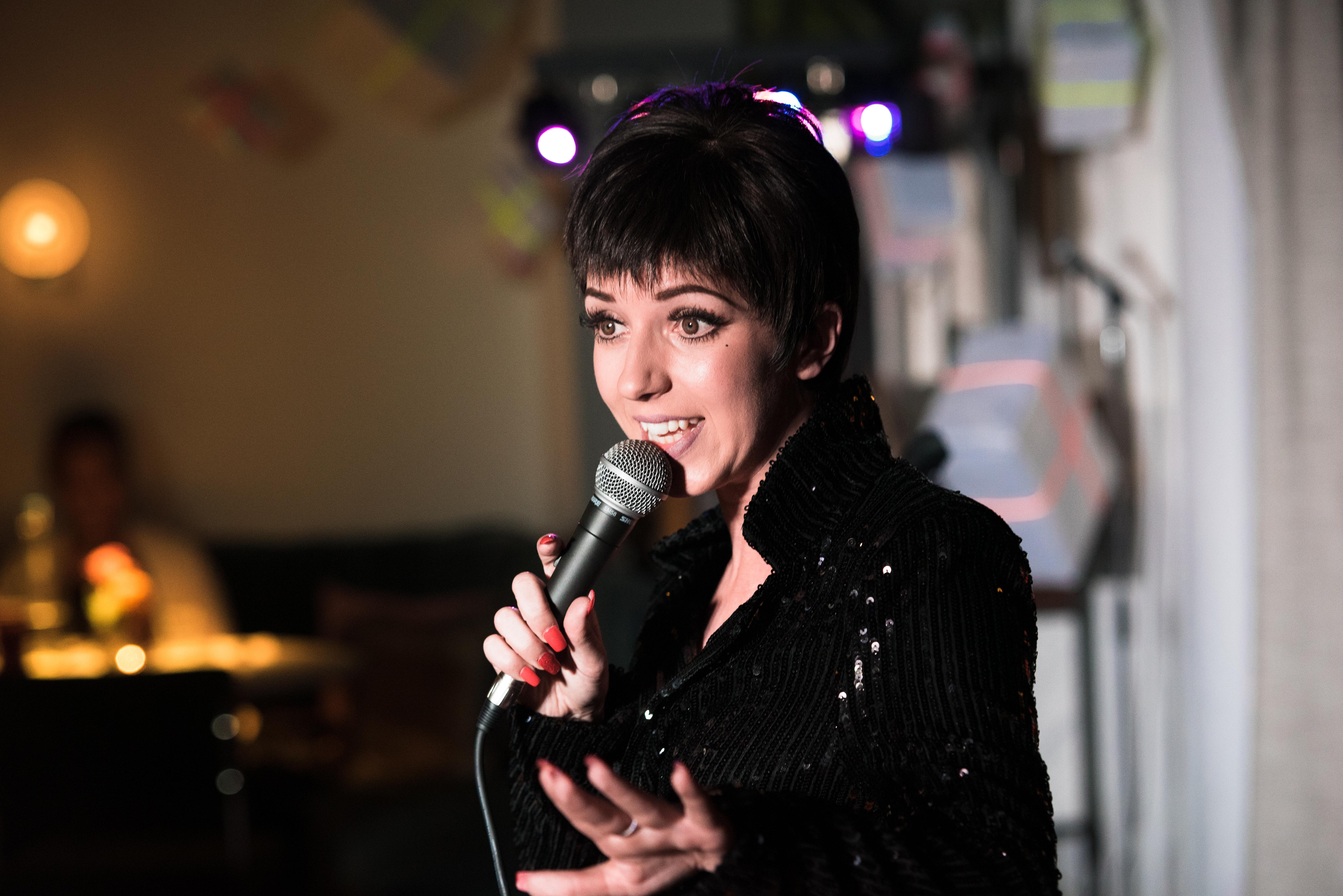 Maria Lara as Liza Minnelli