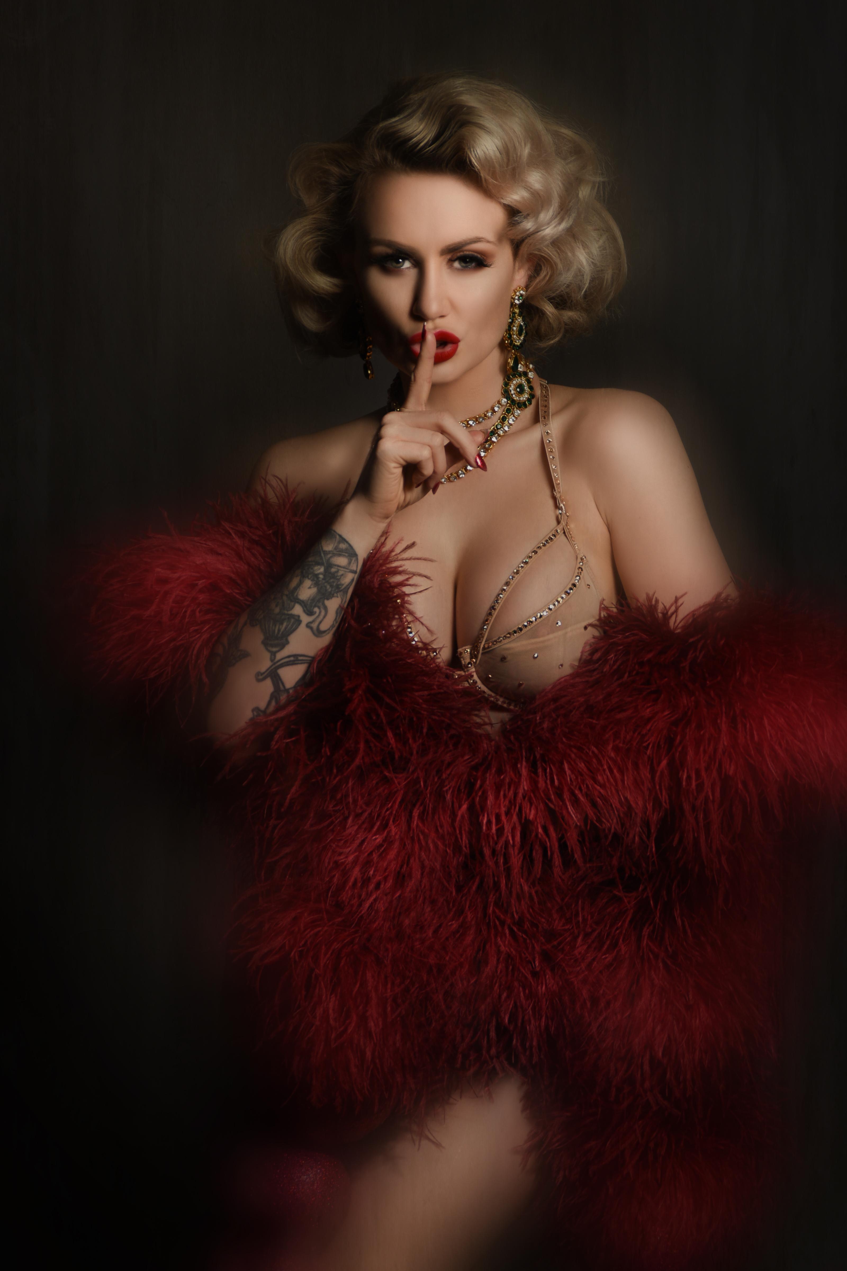 Miss Constance Peach