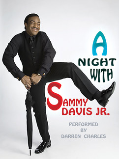 Darren Charles as Sammy Davis Jr.