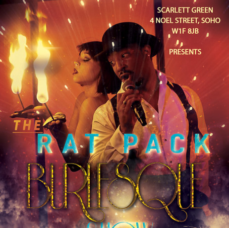 The Rat Pack Burlesque Show