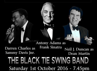 The One & Only Rat Pack Show is in Whitstable
