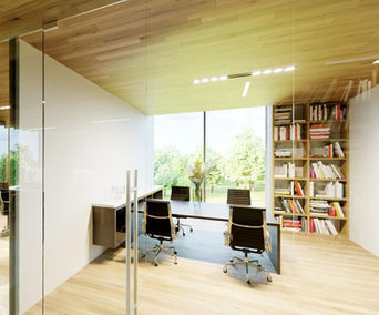 Built to suit offices