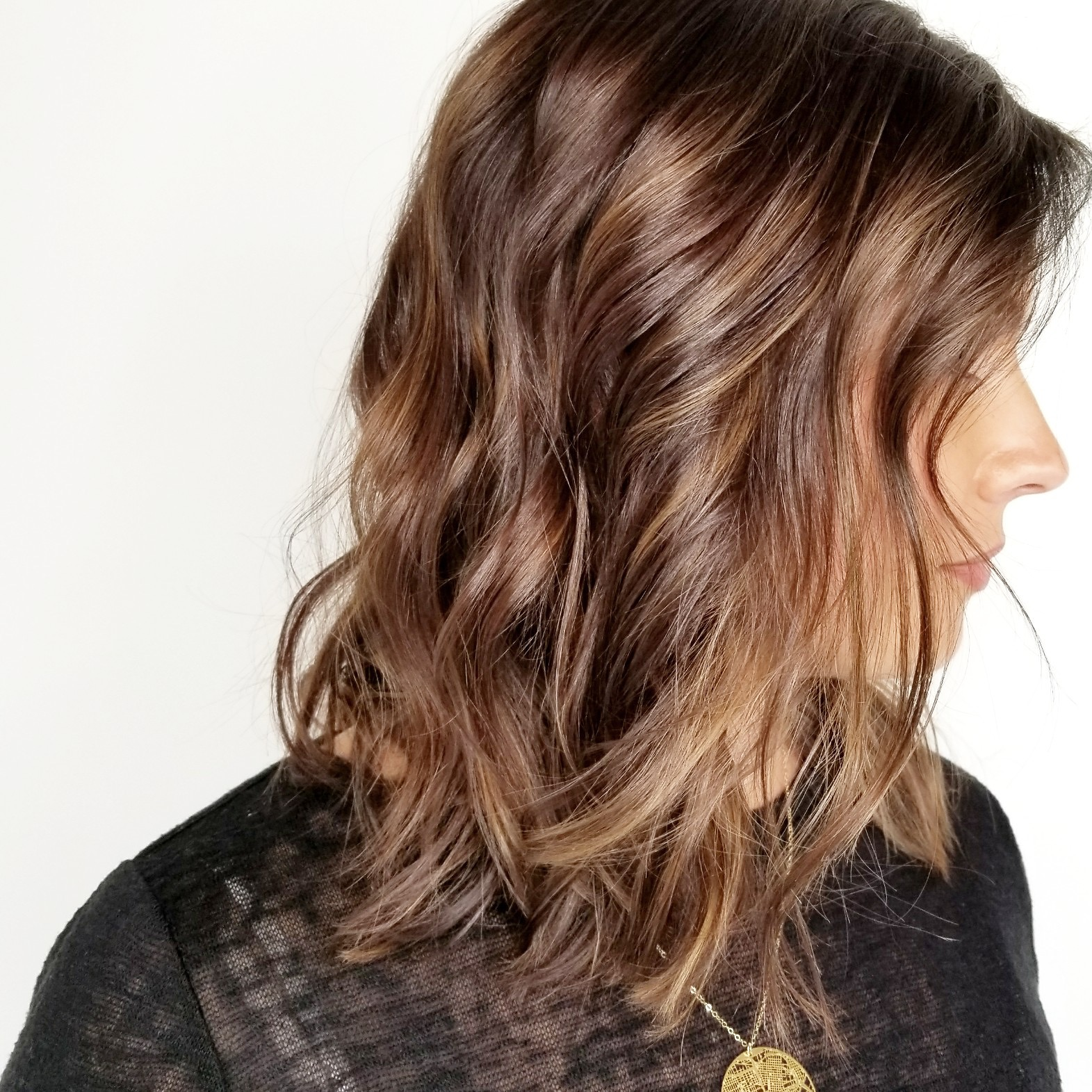 Two Color Balayage
