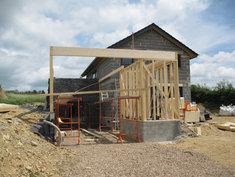 Holzkonstruktionen - Nidrum