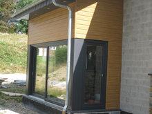 Fassade - Berg