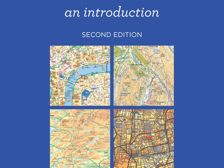 CARTOGRAPHY an introduction – available for pre-order