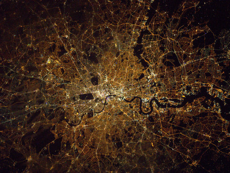 International Space Station – Living Maps