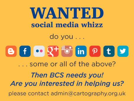 The BCS are looking for a social media whizz