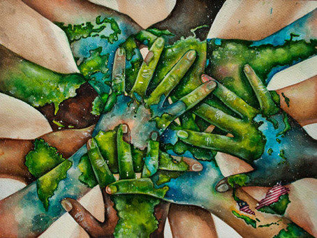 Enter the Barbara Petchenik Children's Map Competition 2017