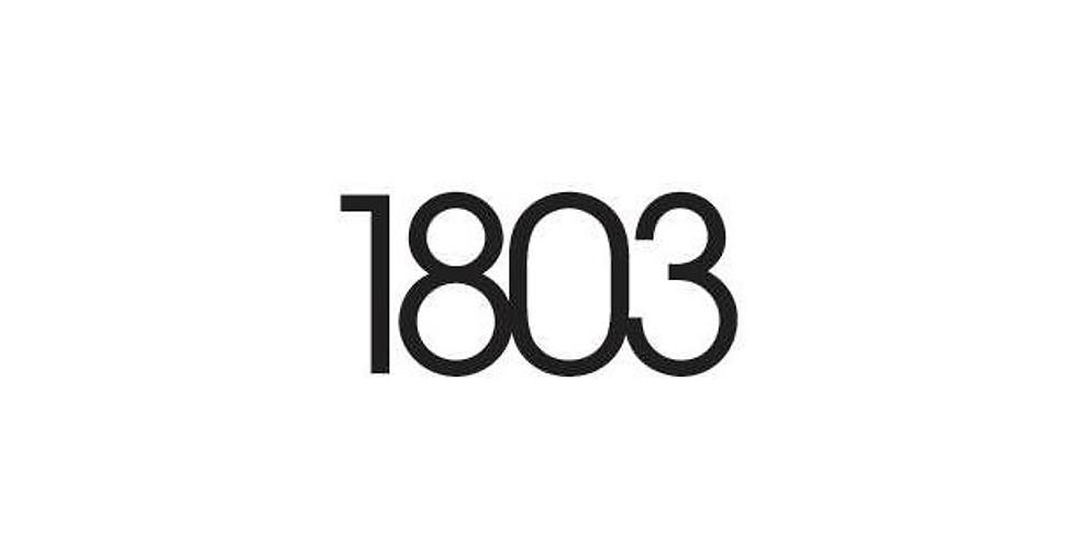 Live at 1803 NYC