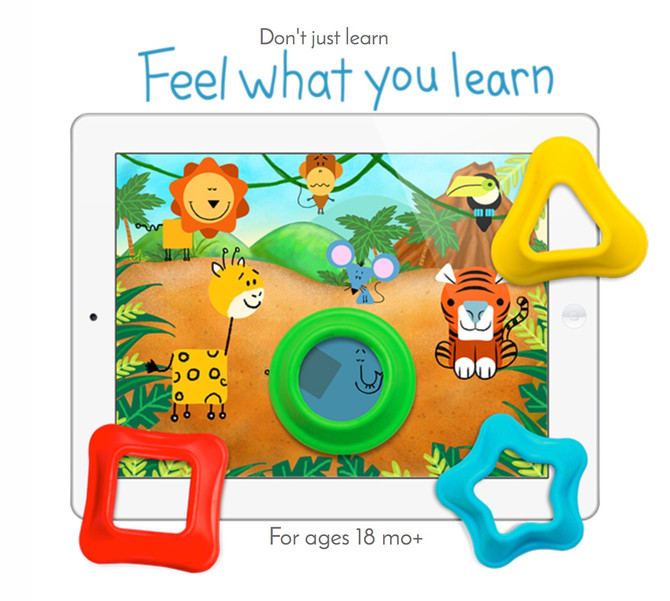 In-Stores ! Tiggly™ Shapes and Counts Early Childhood Development Interactive Toys !