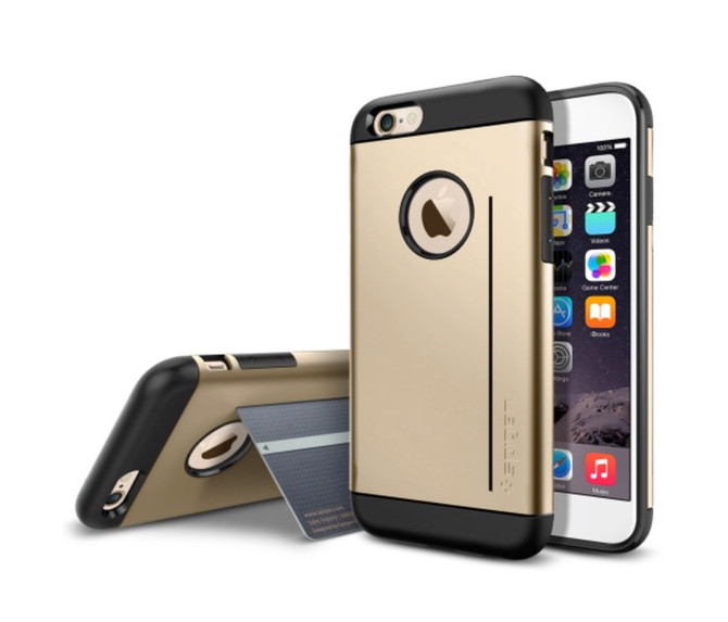 In-Stores ! Spigen™ Slim-Armor S cases for iPhone 6 and iPhone 6 Plus !