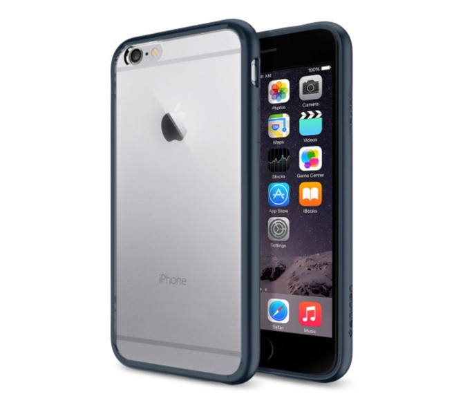 In-Stores ! Spigen™ Ultra-Hybrid cases for iPhone 6 and iPhone 6 Plus !
