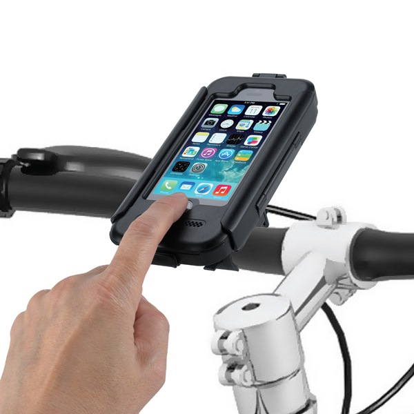 Tigra BikeConsole TouchID Case