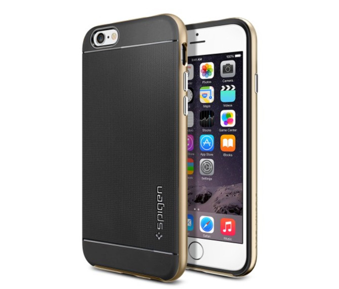 In-Stores ! Spigen™ Neo-Hybrid cases for iPhone 6 and iPhone 6 Plus !
