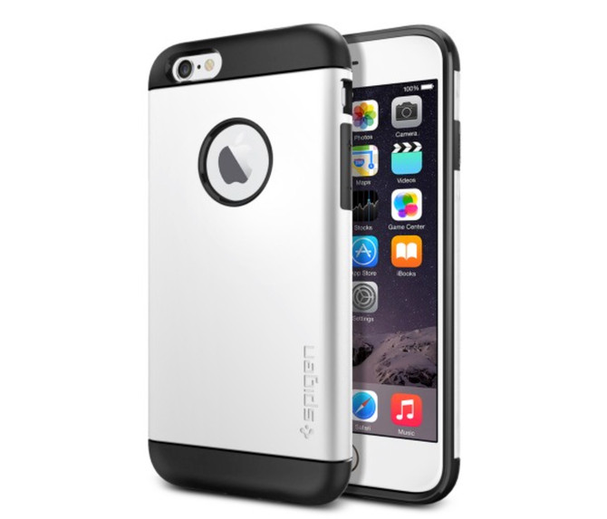 In-Stores ! Spigen™ Slim-Armor cases for iPhone 6 and iPhone 6 Plus !