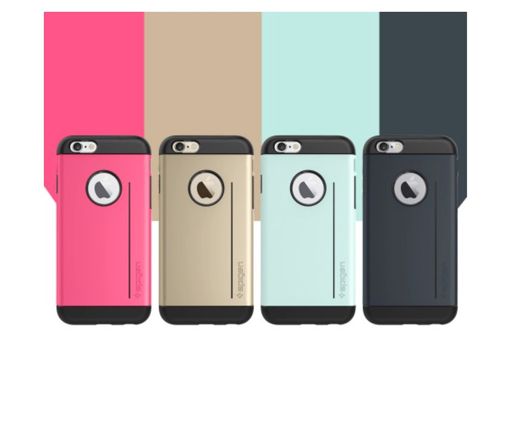 Spigen SGP iPhone 6 Slim Armor S Case 2.jpg